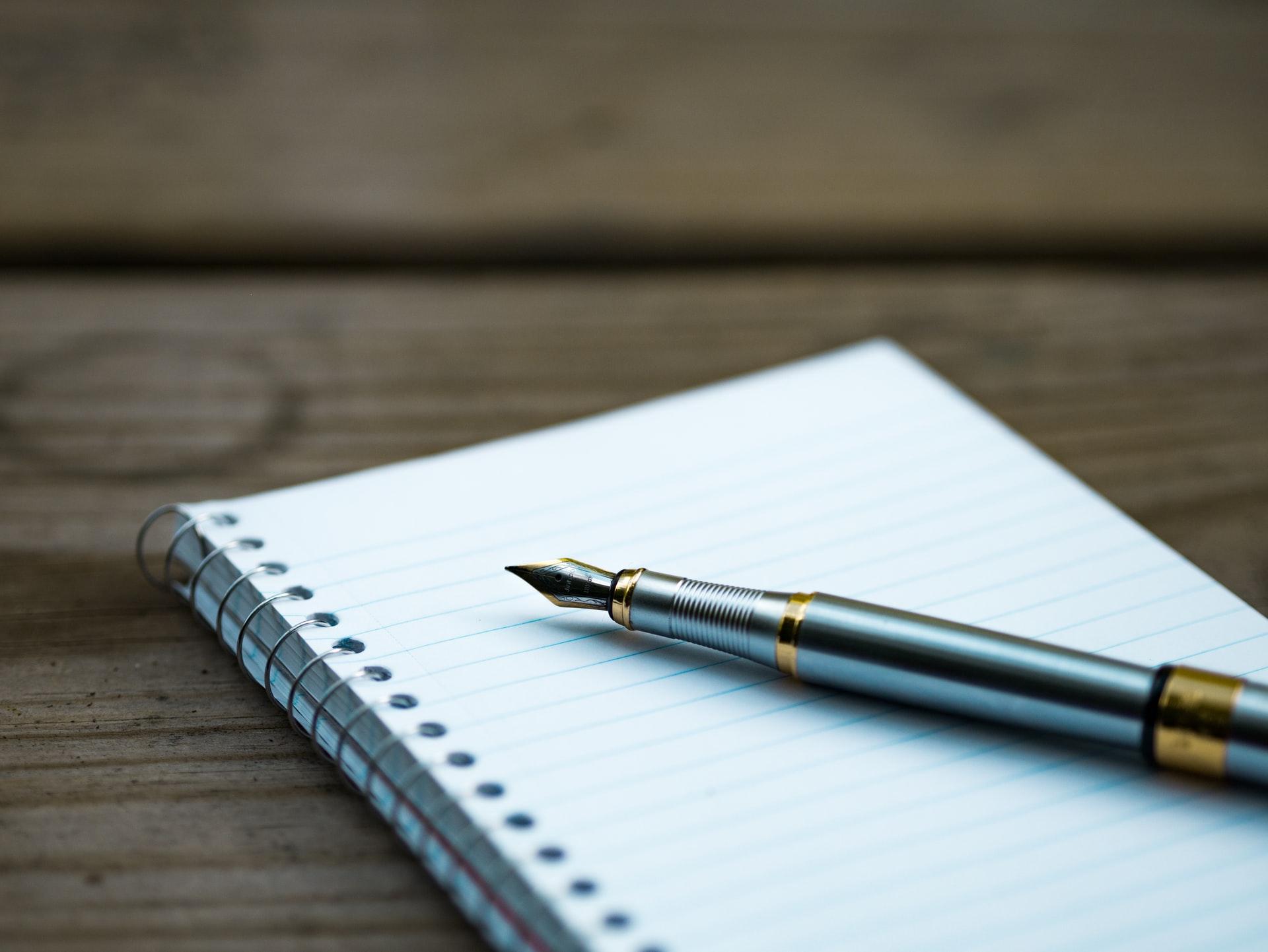 自律神経を整える三行日記